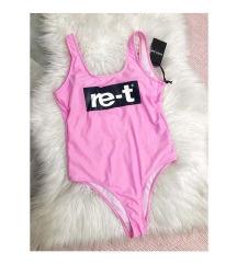 Retro pink body
