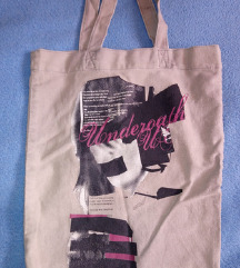Rock tote bag (Underoath) 🌸