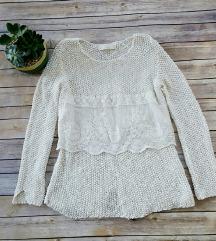 Zara romantikus pulóver