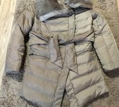 Drapp téli kabát