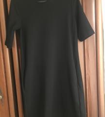 H&M fekete zsebes ruha