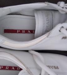 Prada eredeti bőr sneakers Leárazva