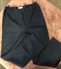 Fekete elegáns nadrág