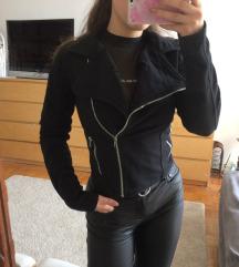 LEÁRAZVA Tavaszi fekete kabátka