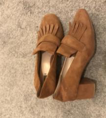 Mango bőr cipő