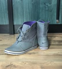 LEÁRAZVA!!! Eredeti Nike szürke magasszárú cipő