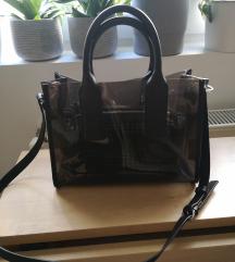 Zara acryl táska