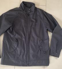 Fekete Vans vékony kabát
