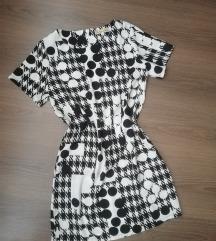 38-as méretű mintás tunika/ruha