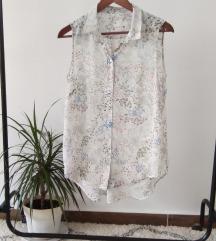 H&M virágmintás ing