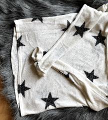 H&M csillagos kötött pulcsi