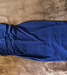 Missguided kék ruha