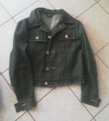 Zöld farmer kabát M/L