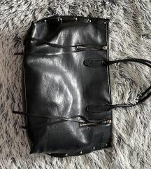 H&M fekete kézitáska