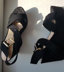 Mango platform cipő