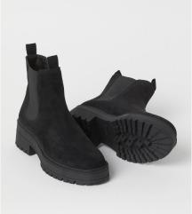 Új H&M chunky boots