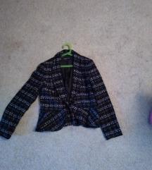 Tweed blézer