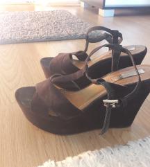 Zara magastalpú cipő