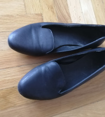 Loafer 39 fekete félcipő