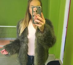 * H&M faux fur 34