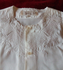 Női alkalmi fehér ing