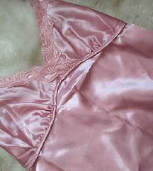 Pink szatén pizsi!