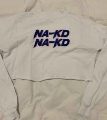 NA-KD fehér felső