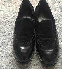 AKCIÓ!! Fekete lakk cipő (sosem viselt!)