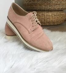 Platform olasz cipő