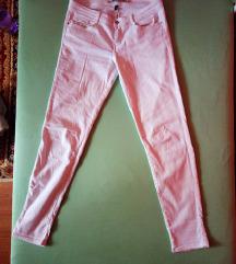 Zara fehér farmer nadrág