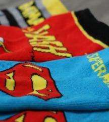 DC Comic zoknik