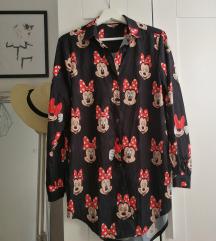 FOGLALVA Fekete Minnie egeres hosszú ing