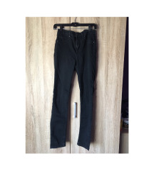 Skinny fekete nadràg
