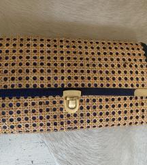 TED BAKER RAFFIA CLUTCH BAG 38000.- helyett
