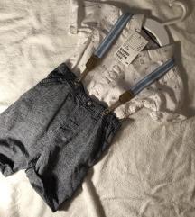 H&M kisfiú kantáros nadrág inggel 68-as új