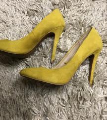 Zara magassarkú cipő.