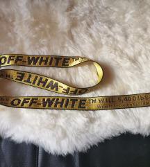 Off White öv