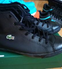 Lacoste bélelt tornacipő