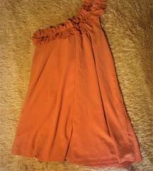 Töksárga ruha H&M