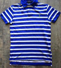 Újszerű  ' Ralph Lauren ' férfi pique póló, S-es