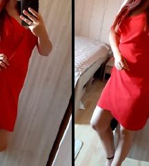 H&M piros ruha