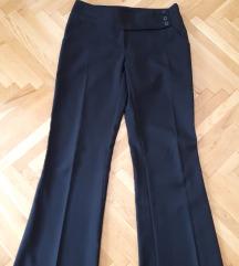 Elegáns fekete nadrág 36