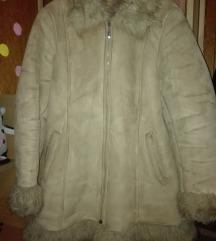 Téli vastag kabát