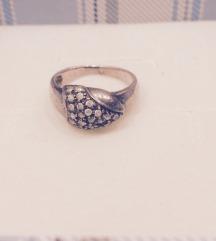 Ezüst gyűrű (ingyen postával)