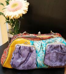 Színes táska 💛💙💚🖤❤️