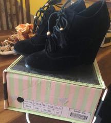 Fekete csinos cipő