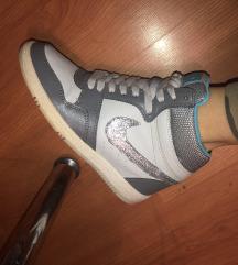 Csillogó Nike cipő 38,5