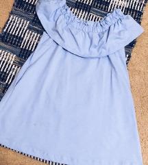 New off-the-shoulder dress