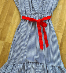 Boleroban vásárolt gyönyörű ruha
