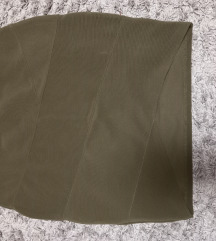 Khaki zöld szoknya ❗500Ft❗